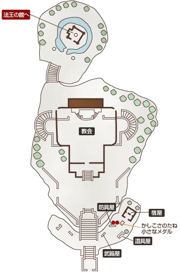 サヴェッラ大聖堂 マップ