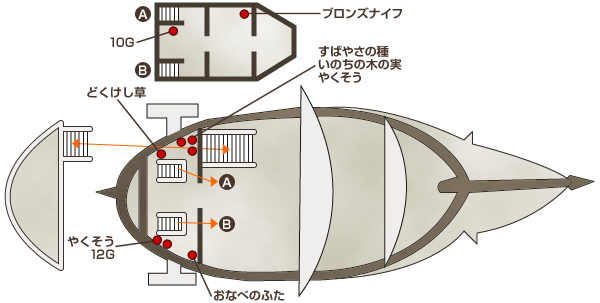 定期船マップ
